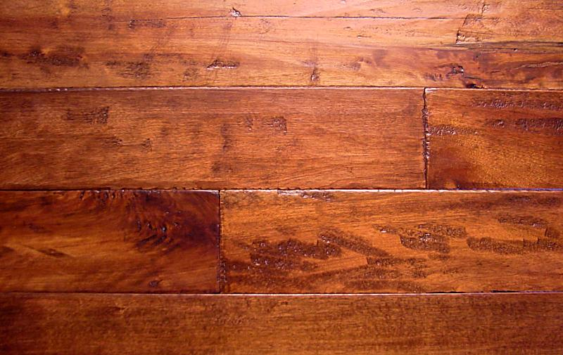 distressed wood flooring in carrollton
