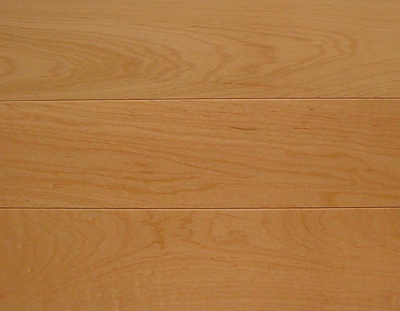 Hard Maple Prefinished Engineered Hardwood Flooring Photo