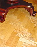 Herringbone Hardwood Flooring