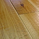 Camelot Collection Hand Scraped Hickory Flooring shown as priced in Natural Grade