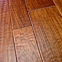Camelot Collection Hand Scraped Brazilian Cherry Flooring shown as priced in Select Grade