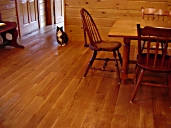 Hand Scraped Quartersawn White Oak Flooring