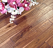 Hand Scraped Walnut Flooring