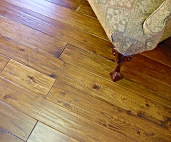 Hand Scraped Hickory Flooring