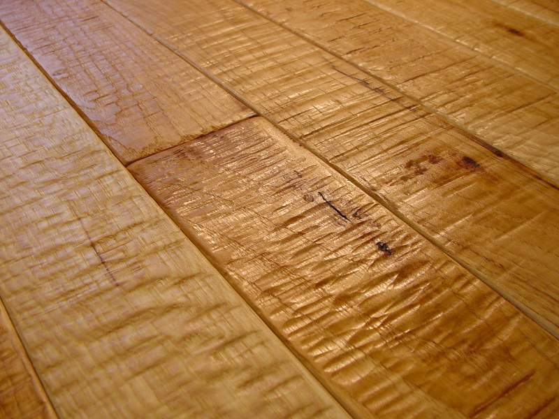 Hand Scraped Hardwood Floor hand scraped distressed wood floors Camelot Collection Hickory Hand Scraped Hardwood Flooring Photo 4