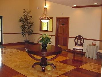 Hardwood Flooring Showroom