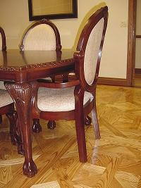 Ash Bordeaux Flooring