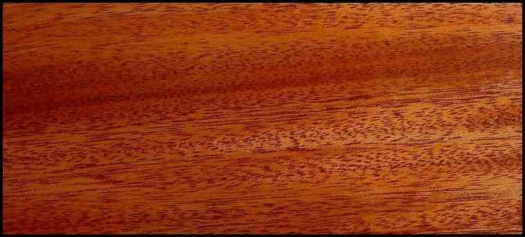 African Mahogany Hardwood Flooring