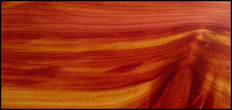 Red Cedar Grain